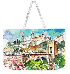 Toledo 01 Weekender Tote Bag