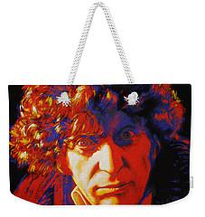 Tom Baker Weekender Tote Bag