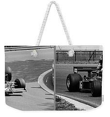 Tom Pryce Weekender Tote Bag