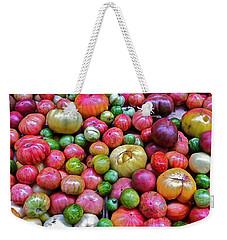 Tomatoes Weekender Tote Bag by Bill Owen