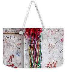 Tomb Of Marie Laveau New Orleans Weekender Tote Bag