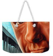 Tony Boss Of Bosses Weekender Tote Bag