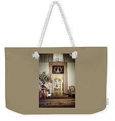Tony Duquette's Entrance Hall Weekender Tote Bag