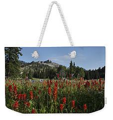Tony Grove Lake Weekender Tote Bag