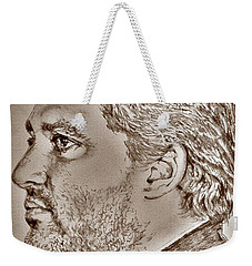 Tony Stewart In 2011 Weekender Tote Bag