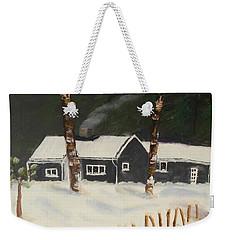 Tonys House In Sweden Weekender Tote Bag
