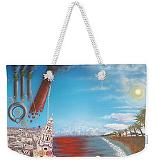 Too Late For Change? Weekender Tote Bag