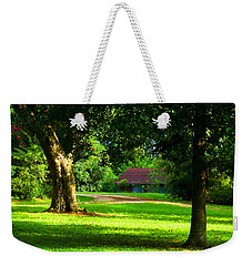 Tootsie's Barn Weekender Tote Bag by Lanita Williams