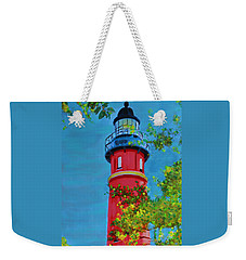 Top Of The House Weekender Tote Bag