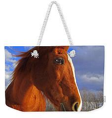 Tori Girl Weekender Tote Bag