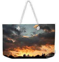 Tormented Sky Weekender Tote Bag