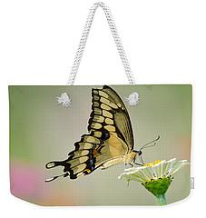 Torn Beauty Weekender Tote Bag