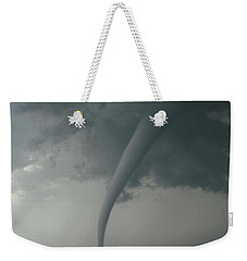 Tornado Country Weekender Tote Bag by Ed Sweeney