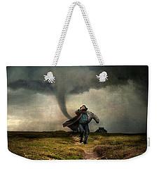 Tornado Weekender Tote Bag