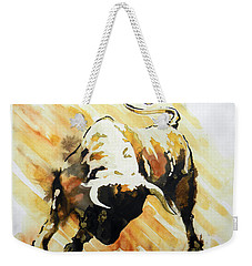 O .  L . E Weekender Tote Bag
