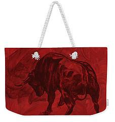 Toro Painting Weekender Tote Bag
