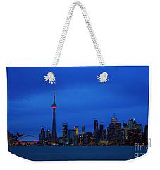 Toronto Blues... Weekender Tote Bag