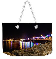 Torquay Lights Weekender Tote Bag