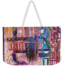 Tortured Links Weekender Tote Bag
