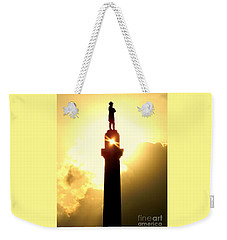 General Robert E. Lee And The Summer Solstice In New Orleans Weekender Tote Bag