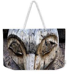 Totem Face Weekender Tote Bag