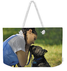 Toto This Isn't Kansas Anymore Weekender Tote Bag
