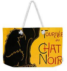 Tournee Du Chat Noir Weekender Tote Bag