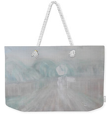 Towards The New Year Weekender Tote Bag