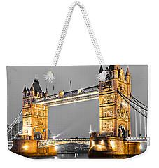 Tower Bridge - London - Uk Weekender Tote Bag