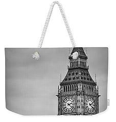 Tower Of Power Weekender Tote Bag by Evelina Kremsdorf