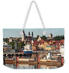Town Harbour Weekender Tote Bag