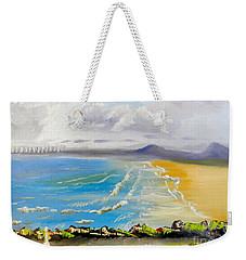 Towradgi Beach Weekender Tote Bag by Pamela  Meredith