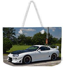 Toyota Supra Weekender Tote Bag