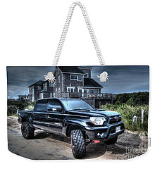Toyota Tacoma Trd Truck Weekender Tote Bag