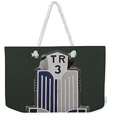 Tr3 Hood Ornament 2 Weekender Tote Bag