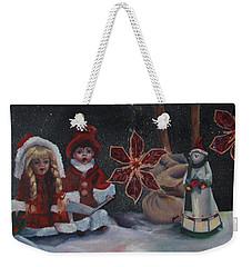 Traditions Weekender Tote Bag