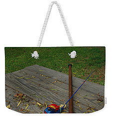 Weekender Tote Bag featuring the photograph Traditions Of Yesterday by Peter Piatt