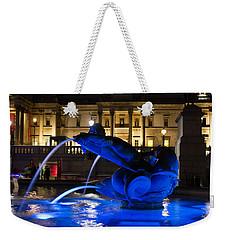 Trafalgar Square At Night Weekender Tote Bag