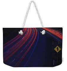 Trail Blazing Weekender Tote Bag