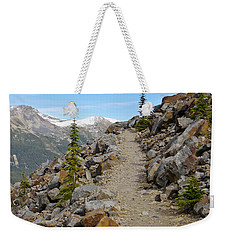 Trail To The Meadows Weekender Tote Bag