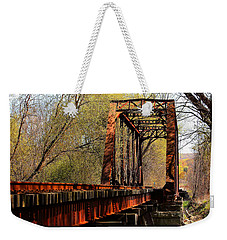 Train Trestle   Weekender Tote Bag