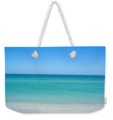Weekender Tote Bag featuring the photograph Tranquil Gulf Pond by David Nicholls