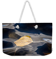 Weekender Tote Bag featuring the photograph Tranquil by Jessica Tookey