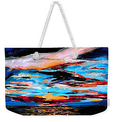 Tranquil Moments Weekender Tote Bag