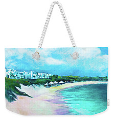 Tranquility Anguilla Weekender Tote Bag