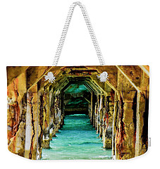 Tranquility Below Weekender Tote Bag