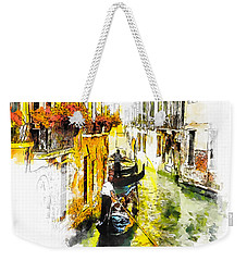 Tranquillity Weekender Tote Bag by Greg Collins