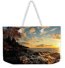Tranquility Weekender Tote Bag by James Peterson