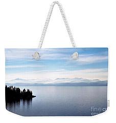 Tranquility - Lake Tahoe Weekender Tote Bag