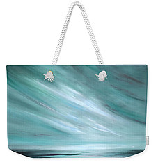 Tranquility Sunset Weekender Tote Bag